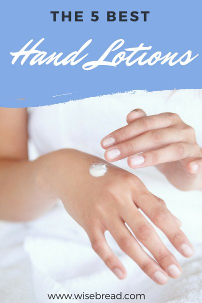 The 5 Best Hand Lotions