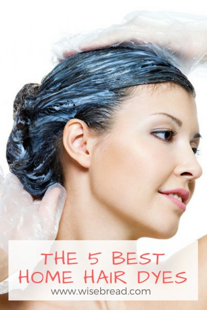The 5 Best Home Hair Dyes