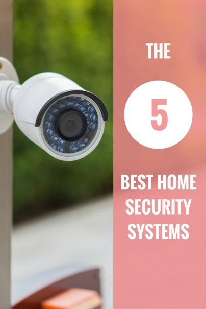 The 5 Best Home Security Systems