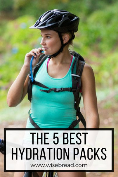 The 5 Best Hydration Packs