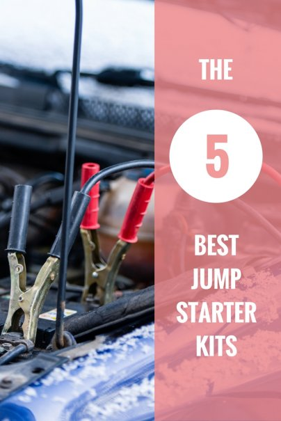The 5 Best Jump Starter Kits