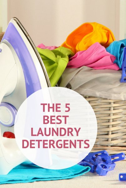 The 5 Best Laundry Detergents
