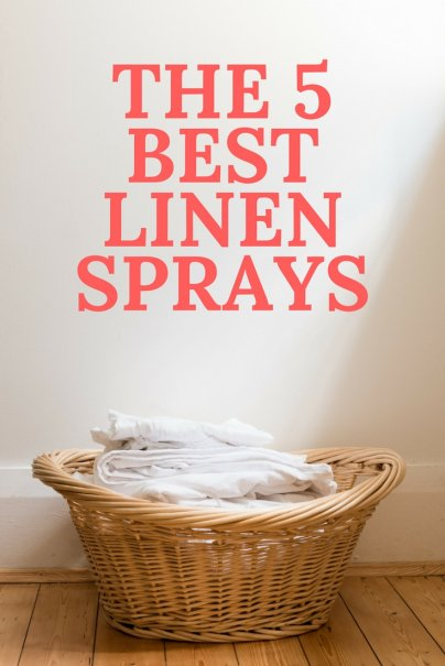 The 5 Best Linen Sprays