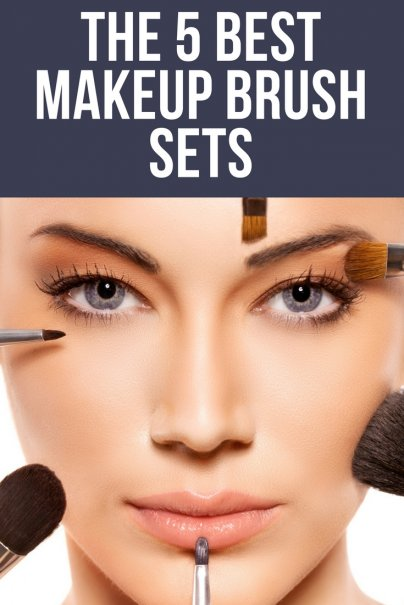 The 5 Best Makeup Brush Sets