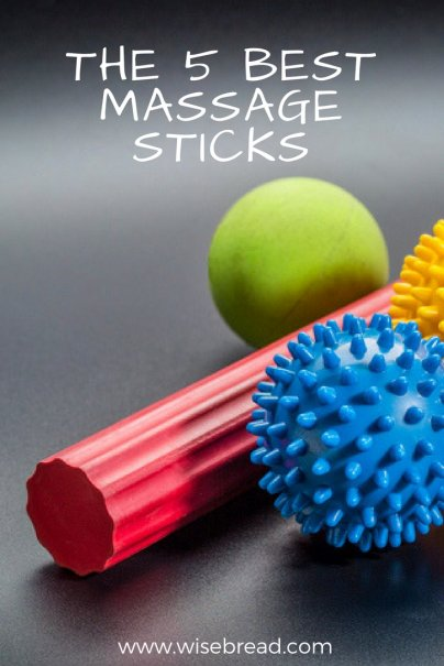 The 5 Best Massage Sticks