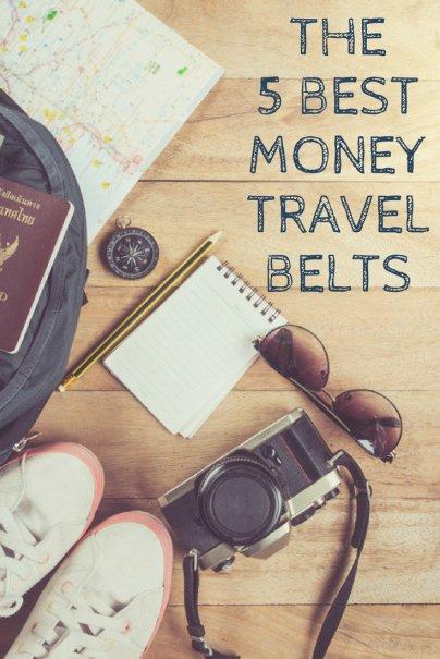 The 5 Best Money Travel Belts
