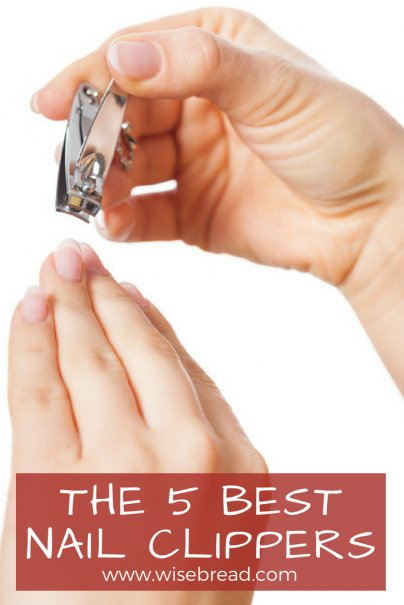 The 5 Best Nail Clippers