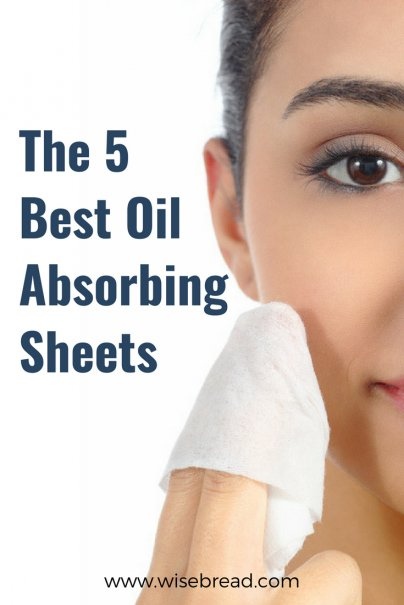 The 5 Best Oil Absorbing Sheets