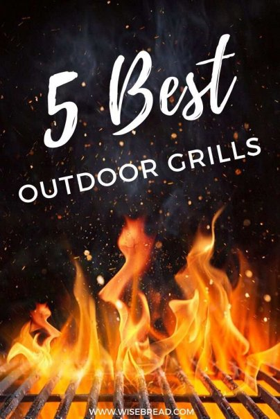 Want to do some outdoor grilling? You'll need a great bbq for that! Here are 5 best outdoor grills! | #grilling #bbq #grill