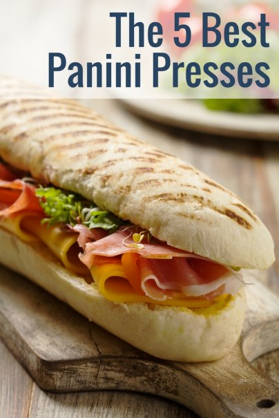 The 5 Best Panini Presses