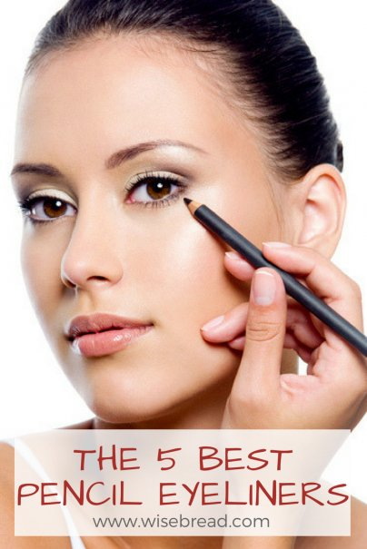 The 5 Best Pencil Eyeliners