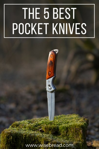 The 5 Best Pocket Knives