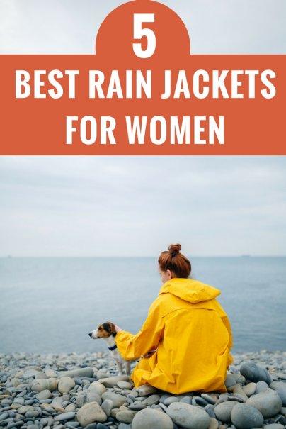 The 5 Best Rain Jackets for Women