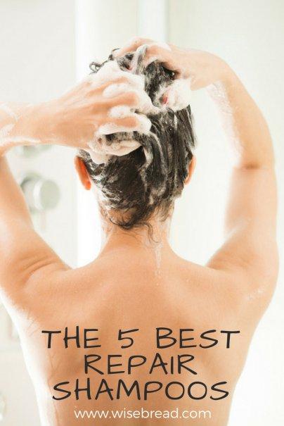 The 5 Best Repair Shampoos