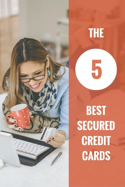 The 5 Best Secured Credit Cards