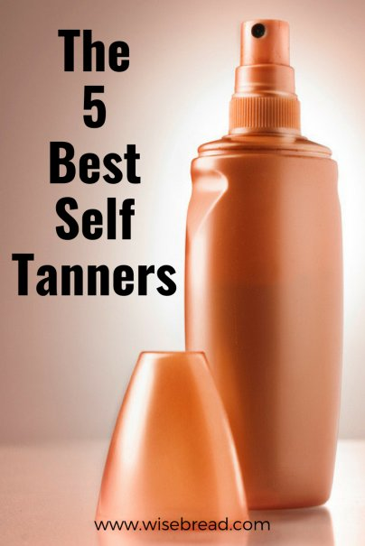 The 5 Best Self-Tanners