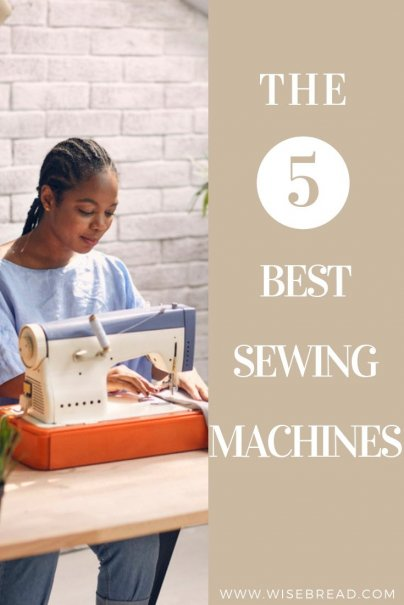 Regardless of whether you're a beginner or an expert, buying a new sewing machine can be a daunting task. Here to simplify your life is our top choice of sewing machines. | #sewing #lifehacks #sewingmachines