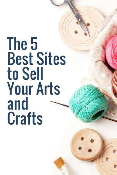 The 5 Best Sites to Sell Your Arts and Crafts