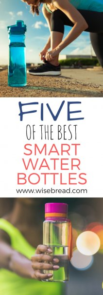 The 5 Best Smart Water Bottles