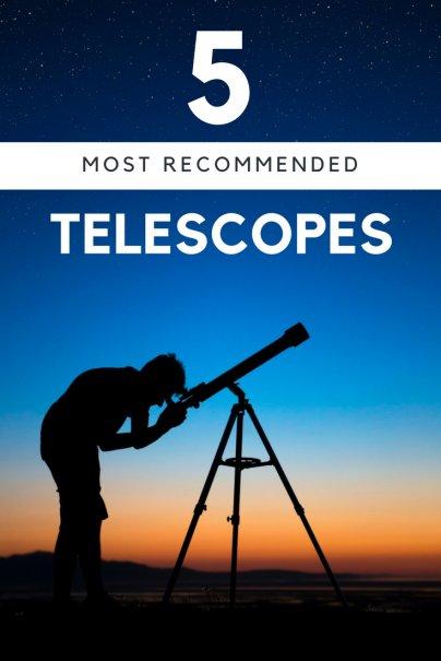 The 5 Best Telescopes