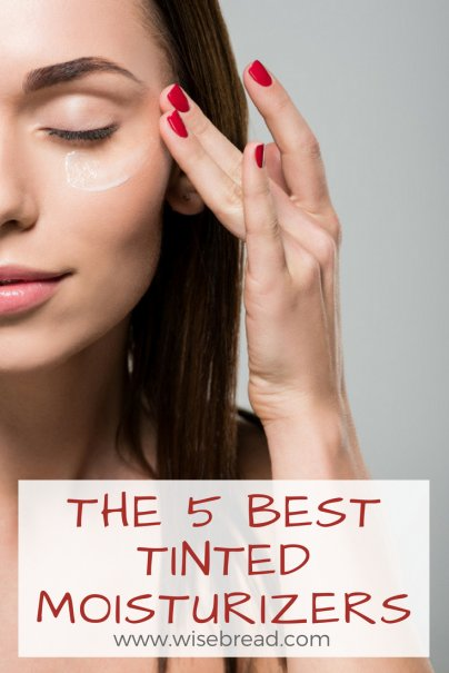 The 5 Best Tinted Moisturizers