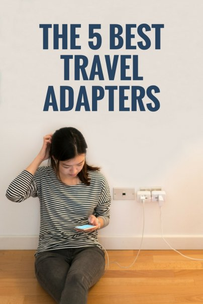 The 5 Best Travel Adapters