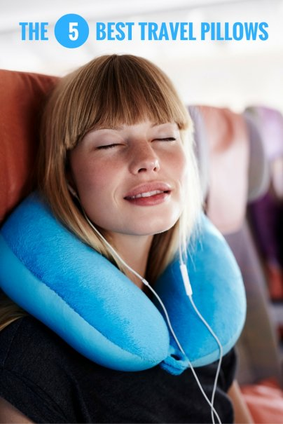 The 5 Best Travel Pillows