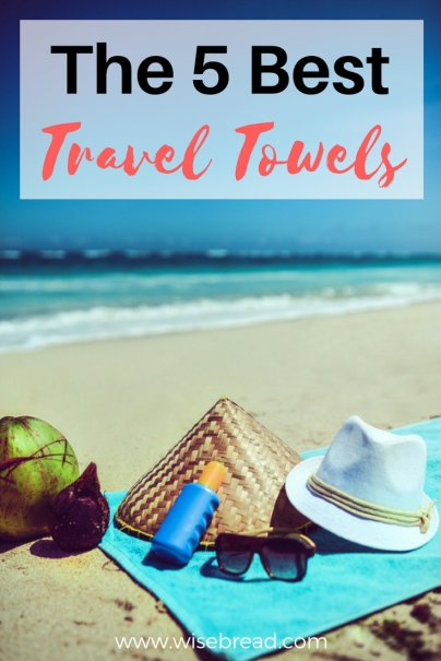 The 5 Best Travel Towels