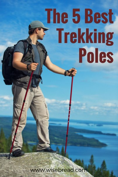 The 5 Best Trekking Poles