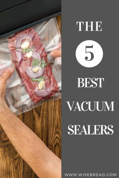 Investing in a vacuum sealer means you can stop throwing food and money away. Now that your food will last longer, it can mean fewer trips to the grocery store, more affordable bulk buying, and quicker cooking and meat marinating.   #vacuumsealer #frugalliving #thriftfood