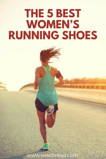The 5 Best Women's Running Shoes