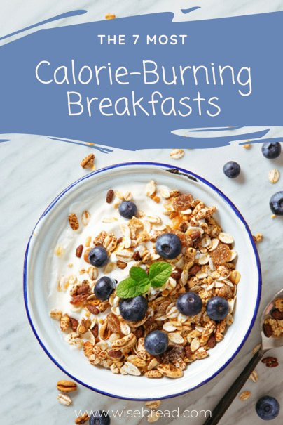 The 7 Most Calorie-Burning Breakfasts