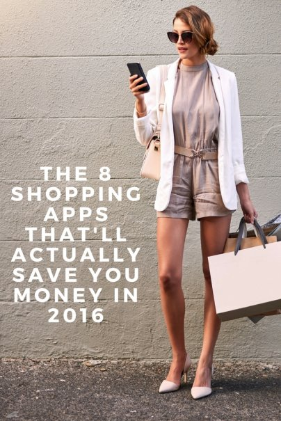 The 8 Shopping Apps That Will Actually Save You Money in 2016