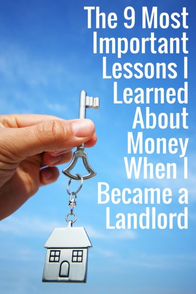 The 9 Most Important Lessons I Learned About Money When I Became a Landlord