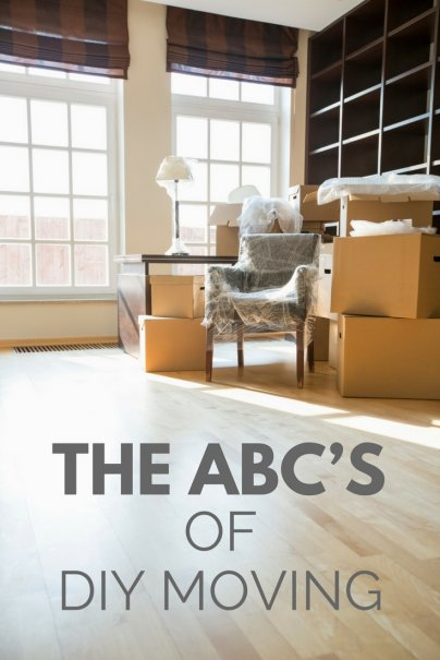 The ABC's of DIY Moving