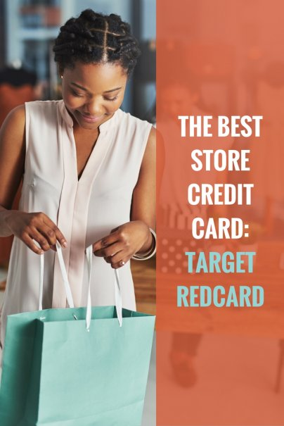 The Best Store Credit Card: Target REDcard