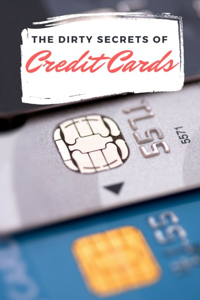 The Dirty Secrets of Credit Cards