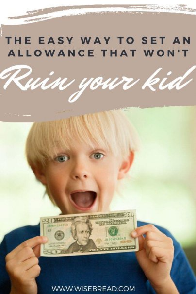 But how much money is enough for kids? And what should the rules surrounding cash be so that they learn to respect and value money? Here are the tips for you! | #frugaltips #moneytips #finances