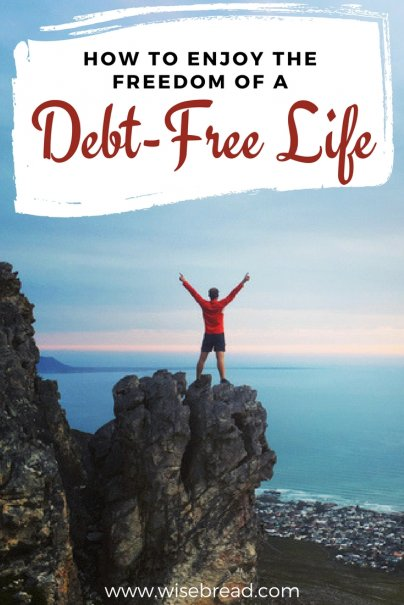 The Freedom of a Debt-Free Life
