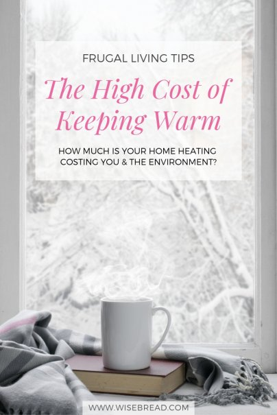 The High Cost of Keeping Warm