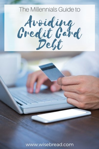 The Millennials Guide to Avoiding Credit Card Debt
