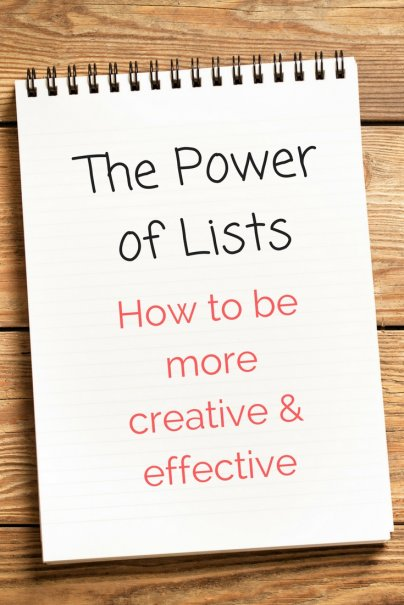 The Power of Lists