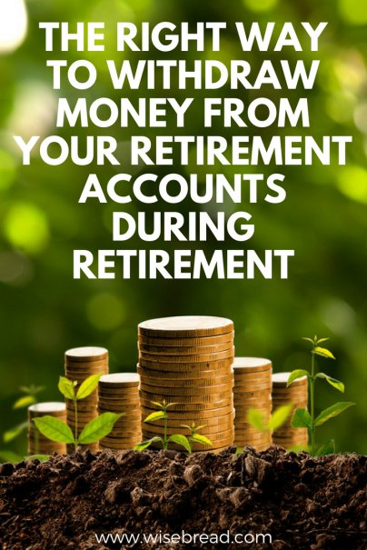 The Right Way to Withdraw Money From Your Retirement Accounts During Retirement