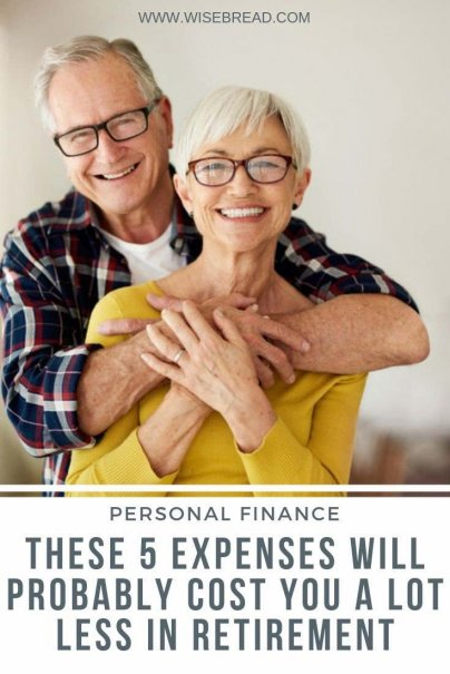Are you saving enough money for retirement? The silver lining on this is that there are some great savings that you can secure after you retire. From housing costs, to car costs and more, these are the 5 expenses that will cost you less! | #retirement #retirementhacks #personalfinance