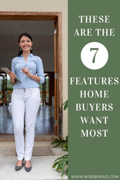 Interested in buying a new home? It's a good idea to be aware of what new homebuyers are looking for. We've got the tips on what home features are currently generating a lot of demand, like hardwood floors, a modern kitchen, storage space and more, which may potentially translate to higher home values. | #homebuyer #realestate #investmenttips