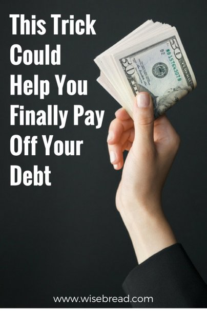 This Trick Could Help You Finally Pay Off Your Debt
