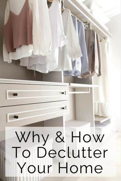 Tis the Season for Decluttering: Why and How To Do It