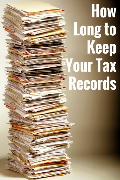 To Shred or Not to Shred: How Long to Keep Your Tax Records