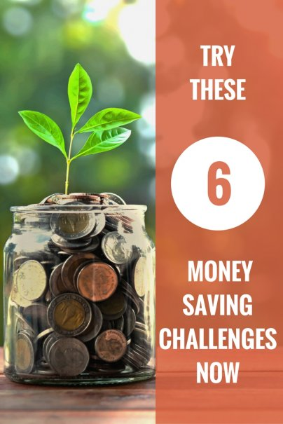 Try These 6 Money-Saving Challenges Now