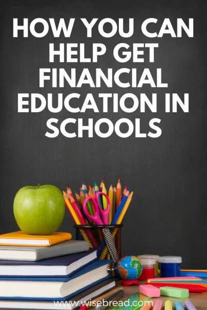 Want Financial Education in Schools? Follow the Example of One Kansas Teen